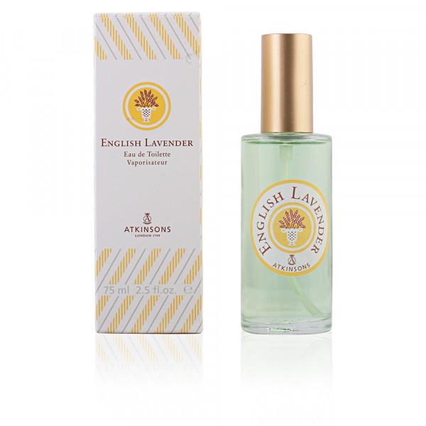 English lavender -  eau de toilette spray 75 ml