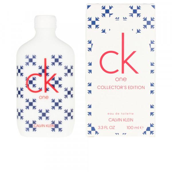 Ck one holiday -  eau de toilette spray 100 ml