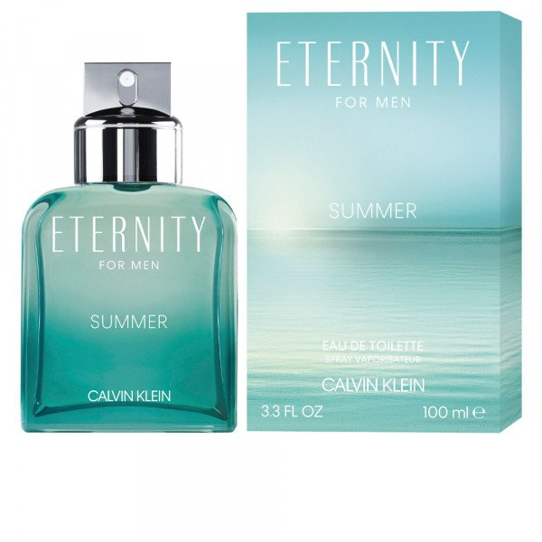 Eternity for men summer 2020 - calvin klein eau de toilette spray 100 ml