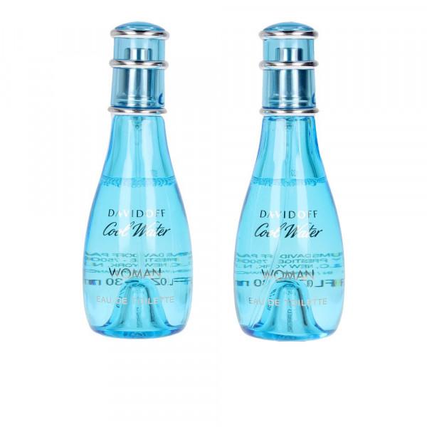 Cool water woman duplo -  eau de toilette spray 30 ml