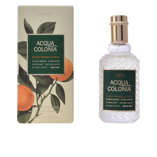 Acqua colonia orange sanguine & basilic -  eau de cologne spray 50 ml