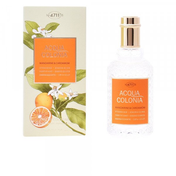 Acqua colonia mandarine & cardamome -  eau de cologne spray 50 ml