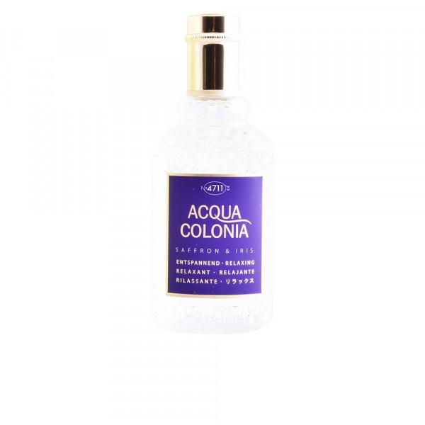Acqua colonia saffron & iris -  eau de cologne spray 50 ml