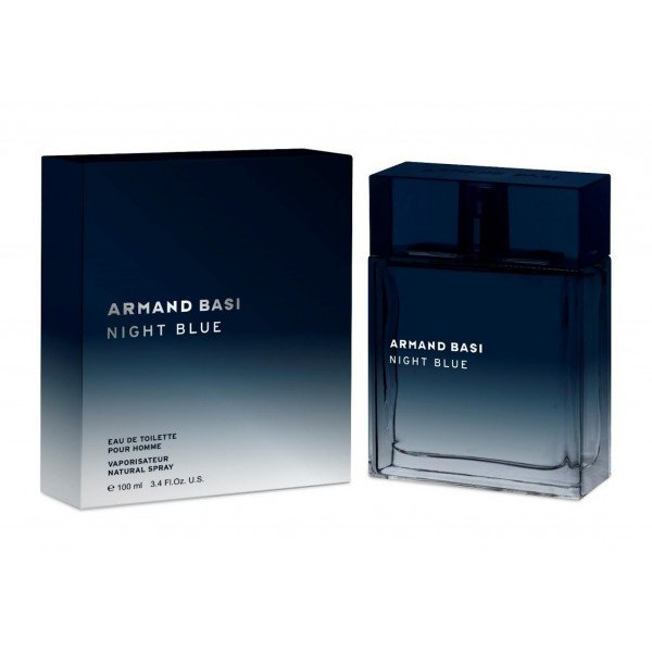 Night blue -  eau de toilette spray 100 ml