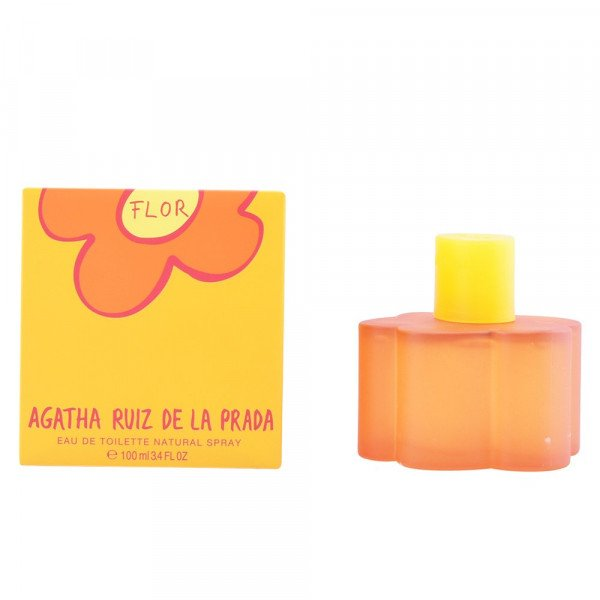 Flor -  eau de toilette spray 100 ml