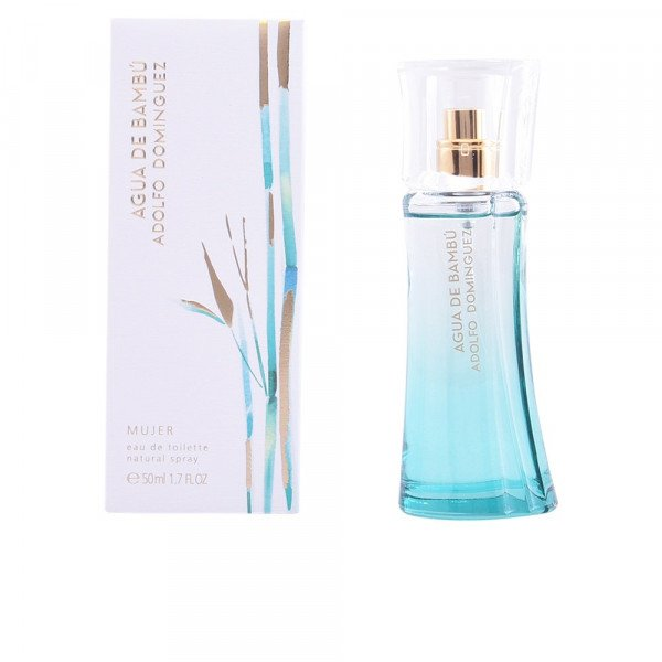 Agua de bambú -  eau de toilette spray 50 ml