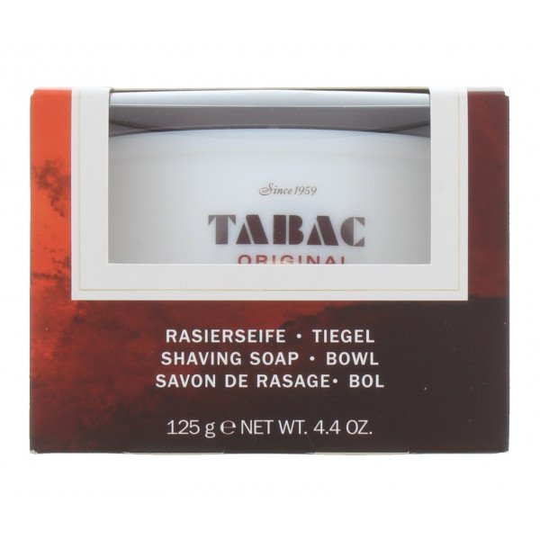 Tabac original - mäurer & wirtz savon à raser 125 g