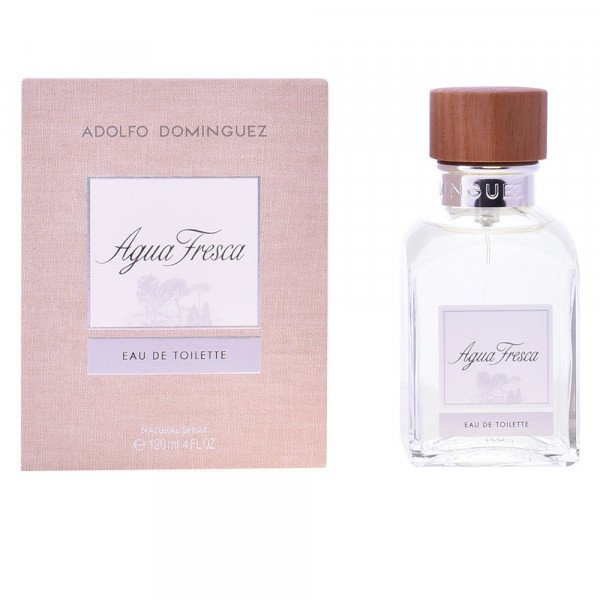 Agua fresca -  eau de toilette spray 120 ml