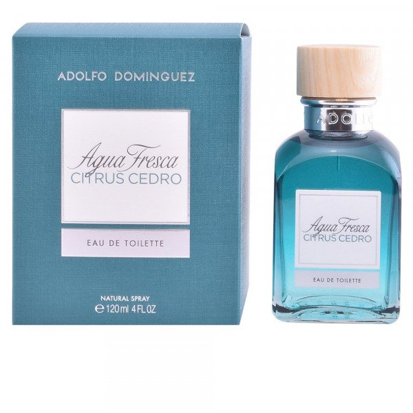 Agua fresca citrus cedro -  eau de toilette spray 120 ml