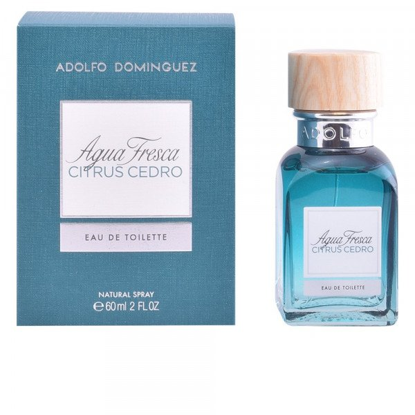 Agua fresca citrus cedro -  eau de toilette spray 60 ml