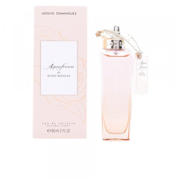 Agua fresca de rosas blancas -  eau de toilette spray 60 ml