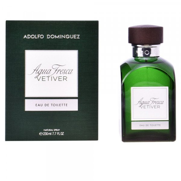 Agua fresca vetiver -  eau de toilette spray 230 ml