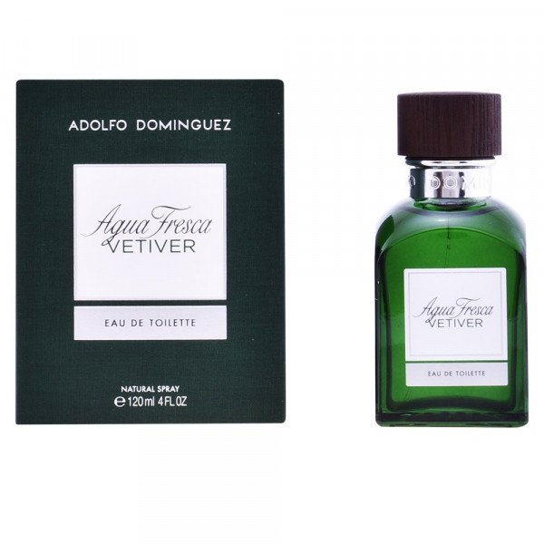 Agua fresca vetiver -  eau de toilette spray 120 ml