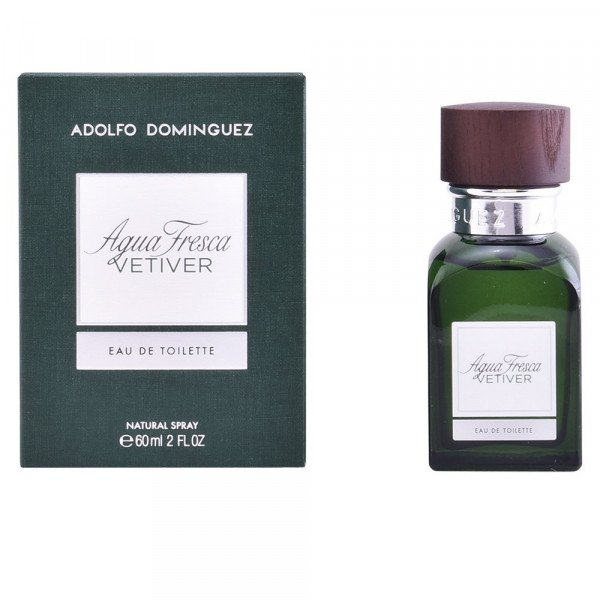 Agua fresca vetiver -  eau de toilette spray 60 ml