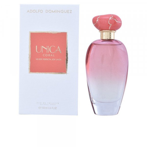 Unica coral -  eau de toilette spray 100 ml