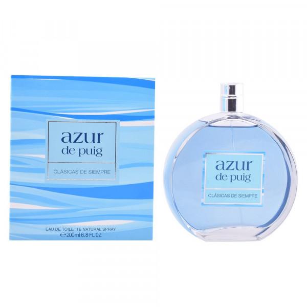 Azur -  eau de toilette spray 200 ml