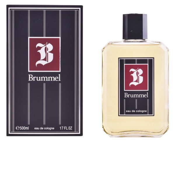 Brummel -  eau de cologne 500 ml
