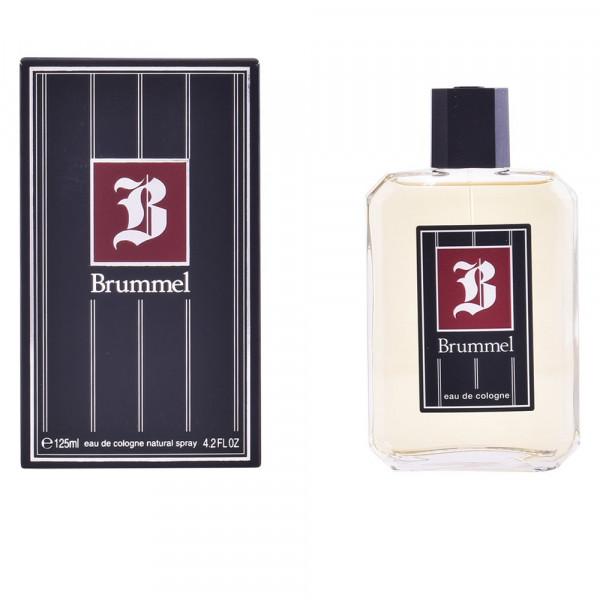 Brummel -  eau de cologne spray 125 ml