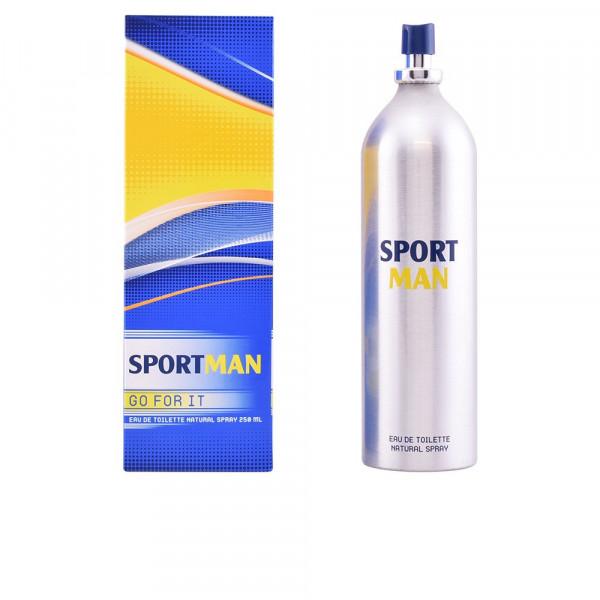 Sportman -  eau de toilette spray 250 ml