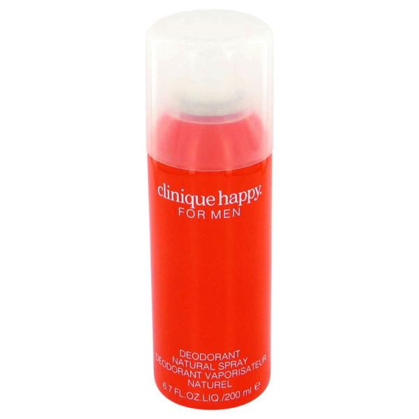 Happy for men -  déodorant spray 200 ml