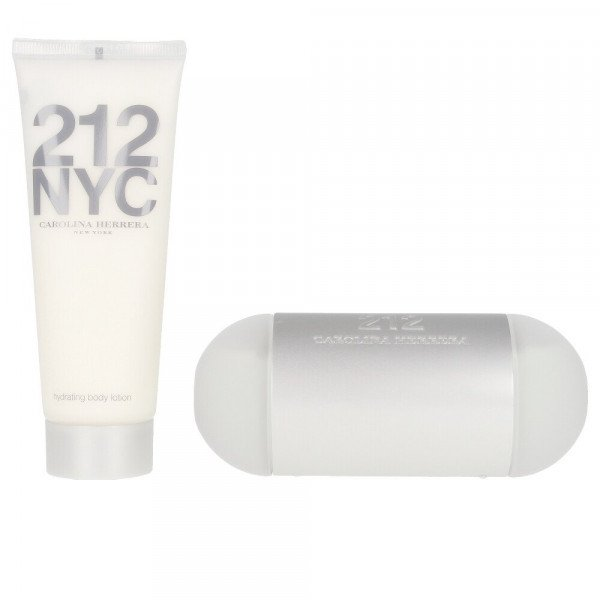 212 nyc for her -  coffret cadeau 100 ml