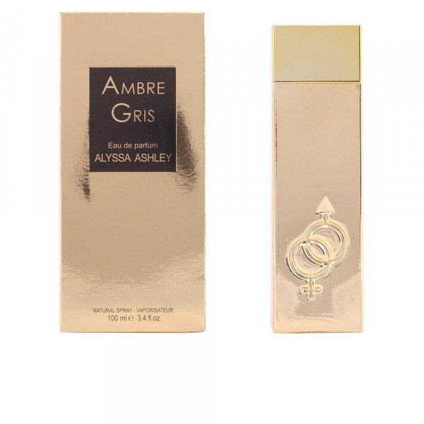 Ambre gris -  eau de parfum spray 100 ml