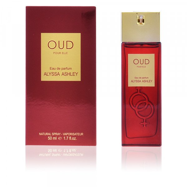 Oud pour elle -  eau de parfum spray 50 ml