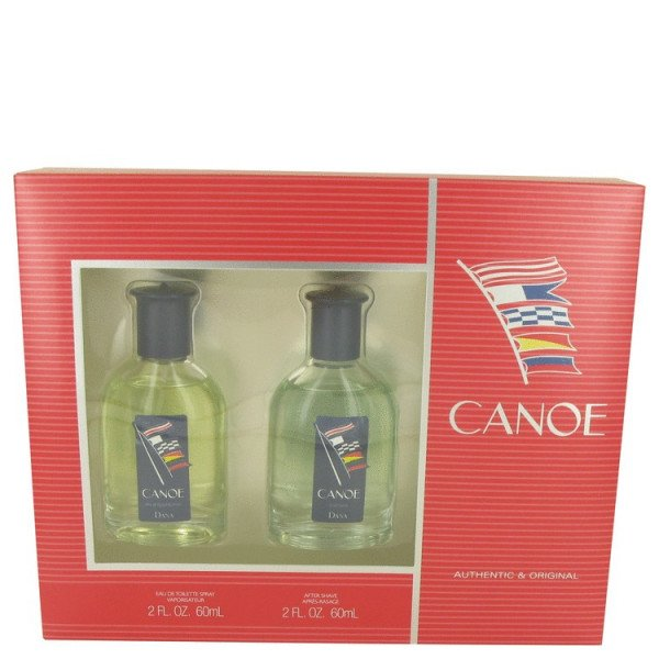 Canoe -  coffret cadeau 60 ml