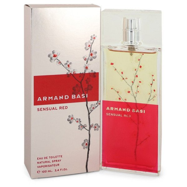 Sensual red -  eau de toilette spray 100 ml