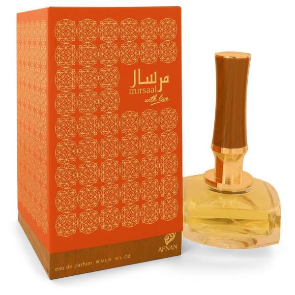 Mirsaal with love -  eau de parfum spray 90 ml