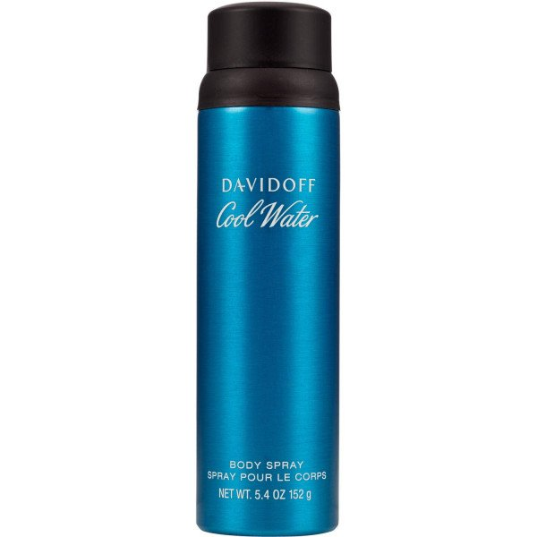 Cool water pour homme -  spray pour le corps 152 g