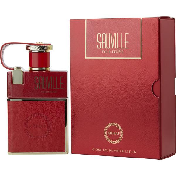 Sauville pour femme -  eau de parfum spray 100 ml