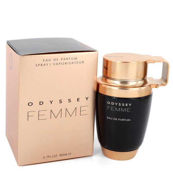 Odyssey femme -  eau de parfum spray 80 ml