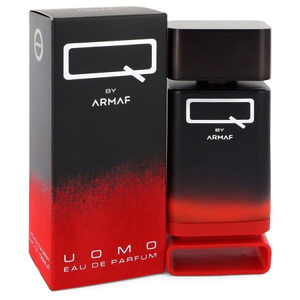 Q uomo -  eau de parfum spray 100 ml