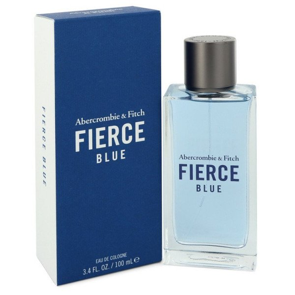 Fierce blue - abercrombie & fitch cologne spray 100 ml