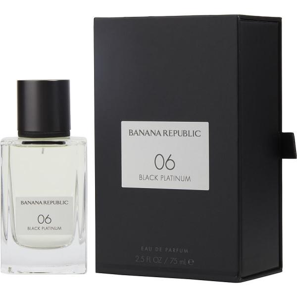 06 black platinum -  eau de parfum spray 75 ml