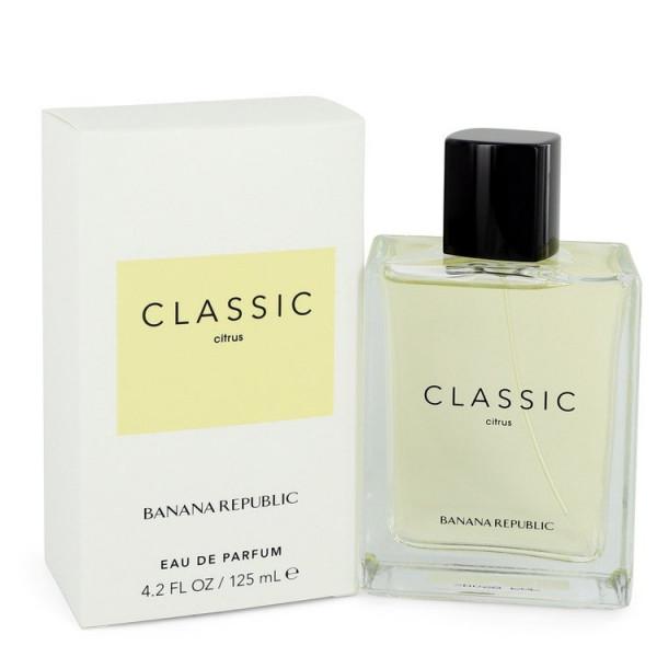 Classic citrus -  eau de parfum spray 125 ml