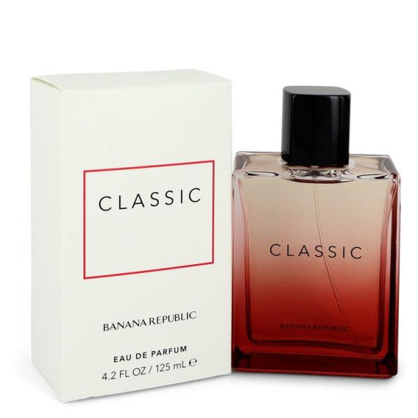 Classic red -  eau de parfum spray 125 ml