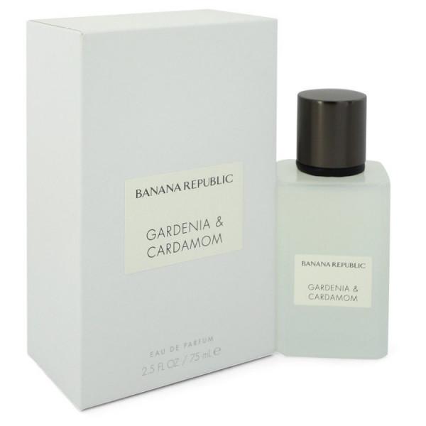 Gardenia & cardamom -  eau de parfum spray 75 ml