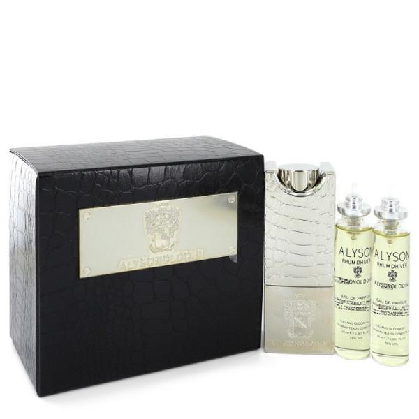 Rhum d'hiver -  eau de parfum 60 ml