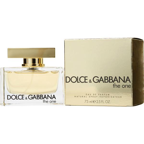 The one pour femme - dolce & gabbana eau de parfum spray 75 ml