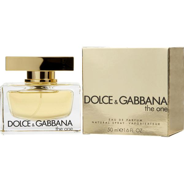 The one pour femme - dolce & gabbana eau de parfum spray 50 ml