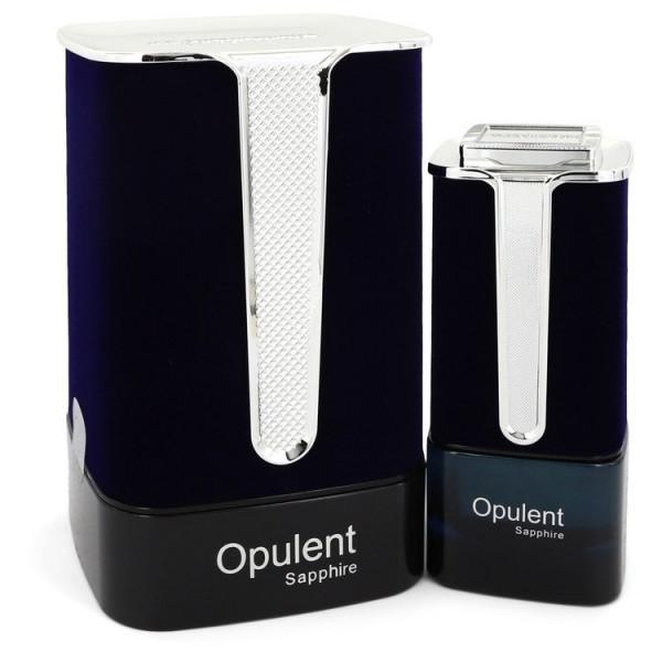 Opulent sapphire -  eau de parfum spray 100 ml