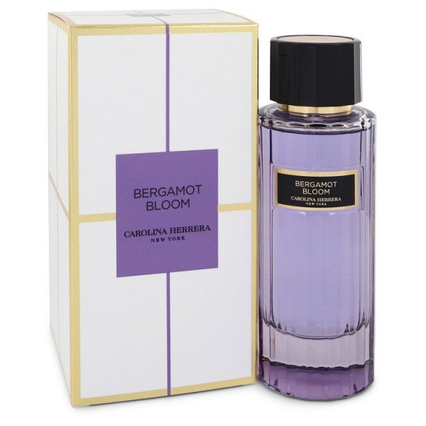 Bergamot bloom -  eau de toilette spray 100 ml