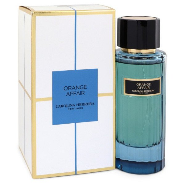 Orange affair -  eau de toilette spray 100 ml