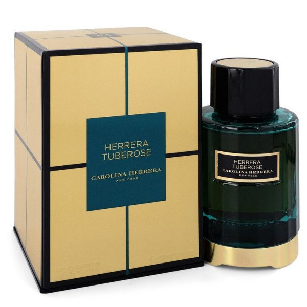 Herrera tuberose -  eau de parfum spray 100 ml