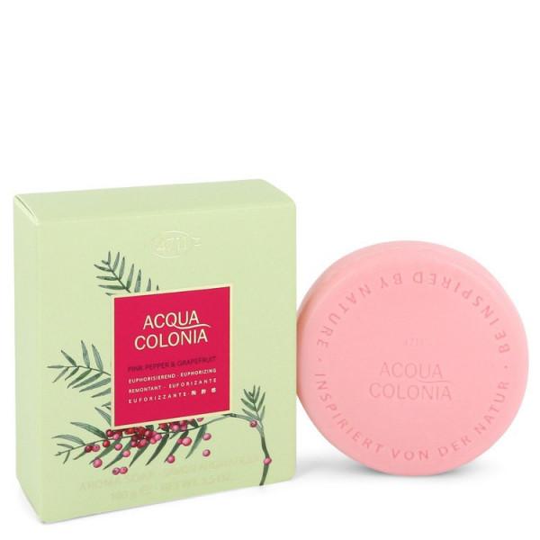 Acqua colonia poivre rose & pamplemousse -  savon 100 ml