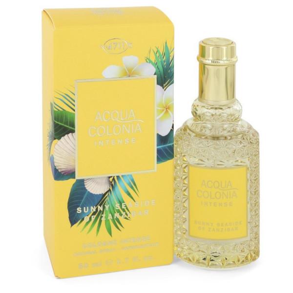 Acqua colonia sunny seaside of zanzibar -  eau de cologne spray 50 ml