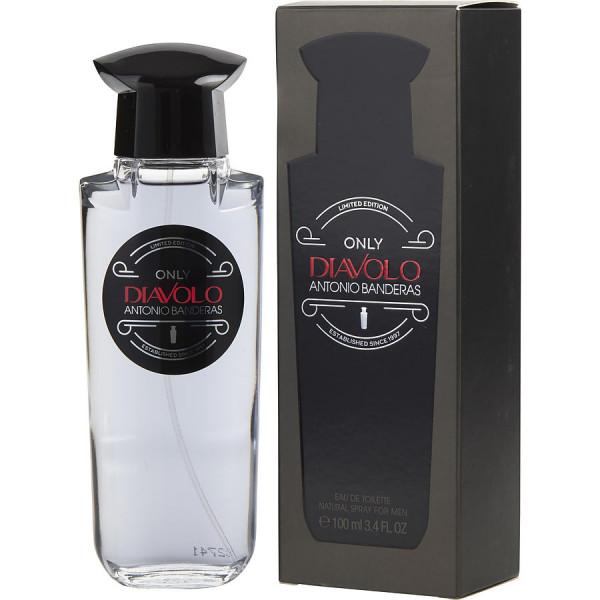 Diavolo only -  eau de toilette spray 100 ml