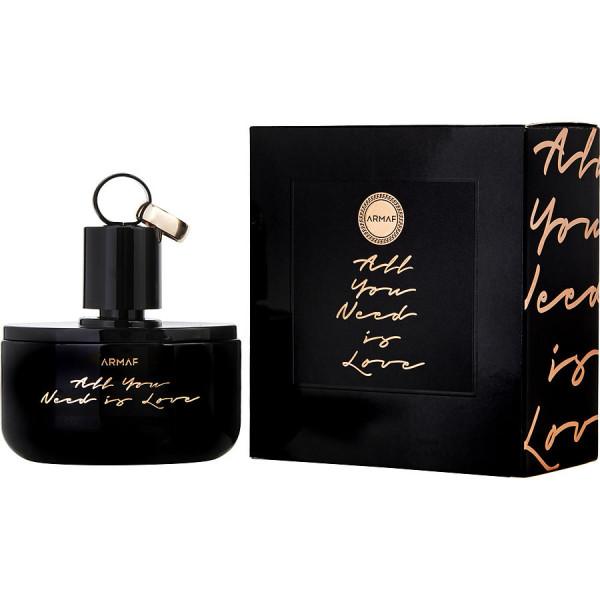 All you need is love -  eau de parfum spray 100 ml